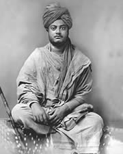 picture of Vivekananda
