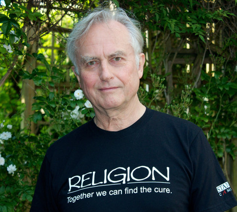 Richard Dawkins skeptical about religion